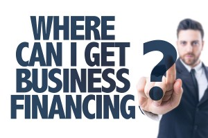 Where Can I Get Business Financing
