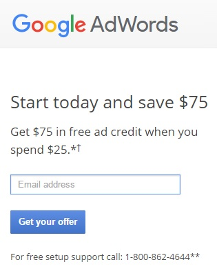 google coupon