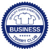 business tshirt club