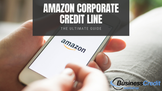 Amazon Corporate Credit Line Banner