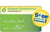 bp gas card