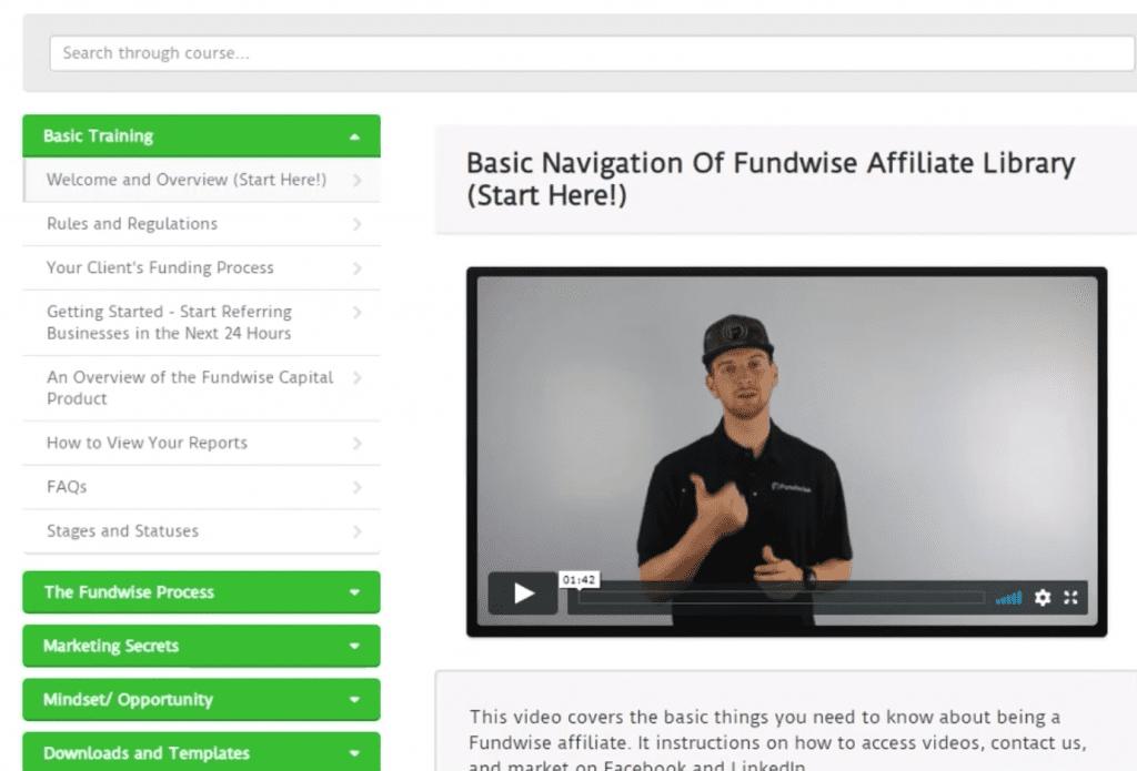 Fundwise Partners Login