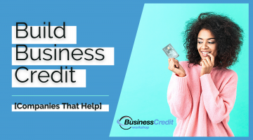 companies that help build business credit